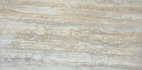 Siena Blue Vein Cut Walnut Roman Pattern